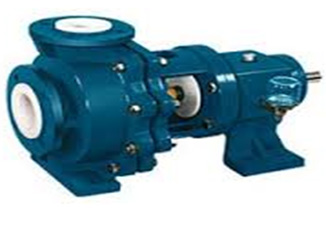 Centrifugal Non Metallic (PVDF/PFA) Lined Pump